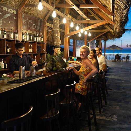 The Palmy Bar