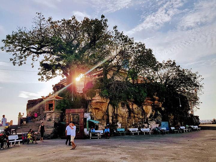 Dinh Cau Temple - Phu Quoc