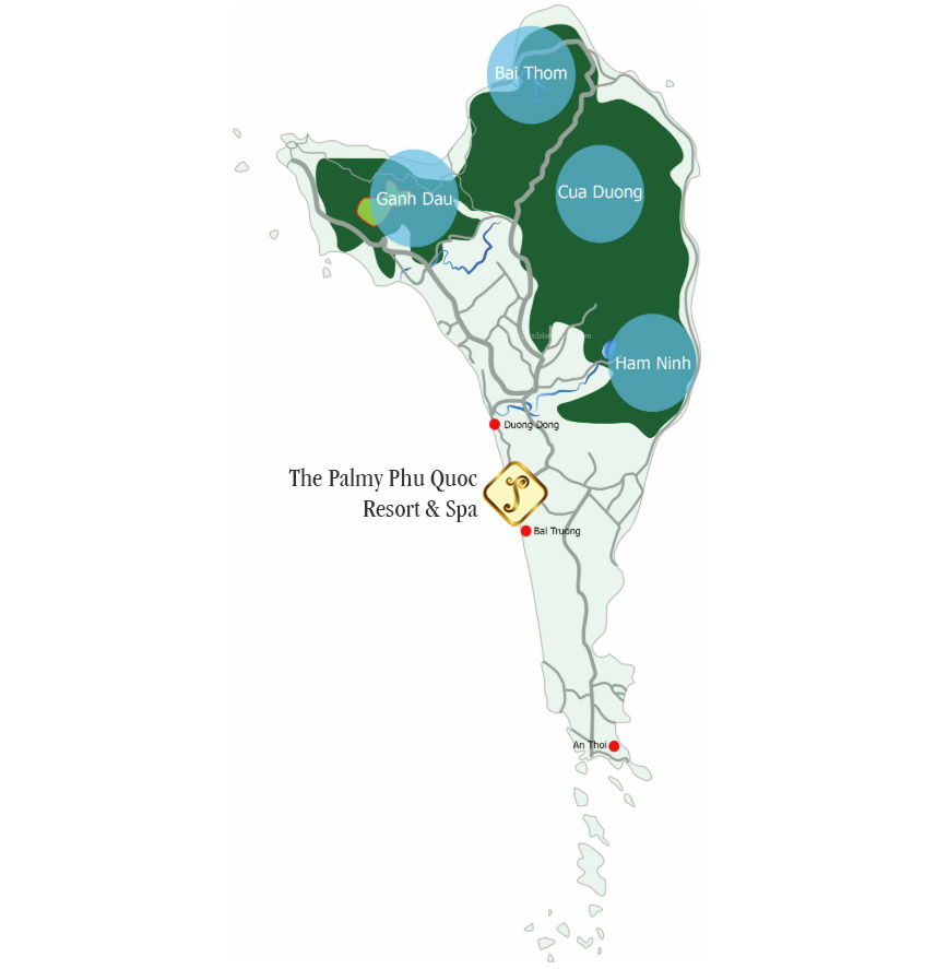 Phu Quoc National Park Zone