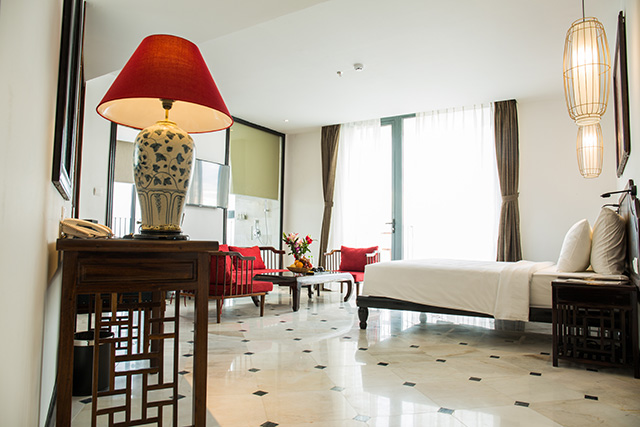 Executive Suite (View biển)