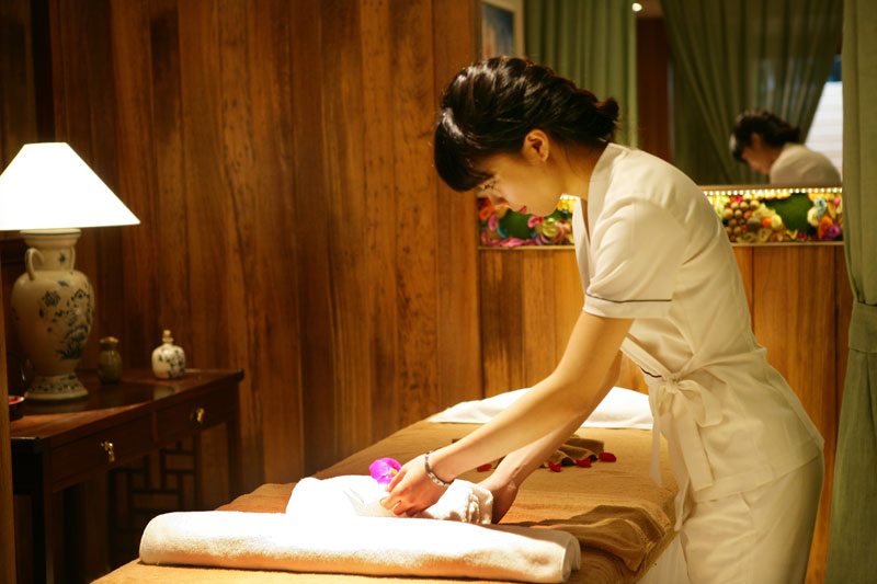 The Palmy Phu Quoc massage and spa